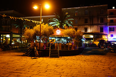 Propriano (RS_1978) Tags: nacht sony stadt sonycybershotdscrx1rm2 city night notte nuit propriano corse frankreich fr