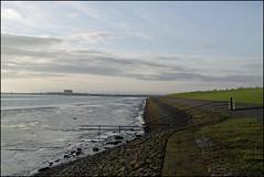 seaside (Elly Snel) Tags: ameland eiland island nl dijk dike sea zee