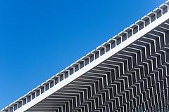 karpathos 2016 (giobbe pablito) Tags: inexplore abstract bluesky zigzag 2016 karpathos grece diagonal minimal shadows canopy