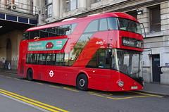 IMGP5389 (Steve Guess) Tags: waterloo station london lambeth england gb uk bus nb4l nbfl newroutemaster borisbus borismaster borismonster