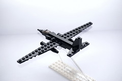 Lockheed U-2 (microairliner) Tags: lockheed u2 lego micro microscale microfighter aircraft airplane air