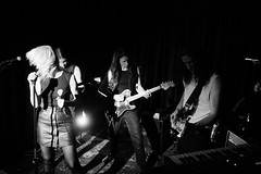LIVE: Hair Die @ The Oxford Circus, Sydney, 6th Oct