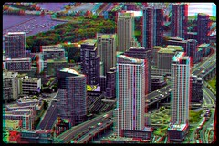 Toronto East York 3-D / Anaglyph / Stereoscopy / HDR / Raw (Stereotron) Tags: toronto to tdot hogtown thequeencity thebigsmoke torontonian downtown cntower eastyork etobicoke northyork oldtoronto lakeontario urban citylife architecture contemporary modern anaglyph anaglyph3d redcyan redgreen optimized anaglyphic anabuilder 3d 3dphoto 3dstereo 3rddimension spatial stereo stereo3d stereophoto stereophotography stereoscopic stereoscopy stereotron threedimensional stereoview stereophotomaker stereophotograph 3dpicture 3dglasses 3dimage hyperstereo twin canon eos 550d yongnuo radio transmitter remote control synchron in synch sigma zoom lens 70300mm tonemapping hdr hdri raw