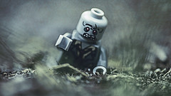 ...and committing acts of murder. (3rd-Rate Photography) Tags: lego zombie nightofthelivingdead undead dead minifig minifigure horror toy toyphotography 5dmarkiii canon 100mm macro jacksonville florida 3rdratephotography earlware
