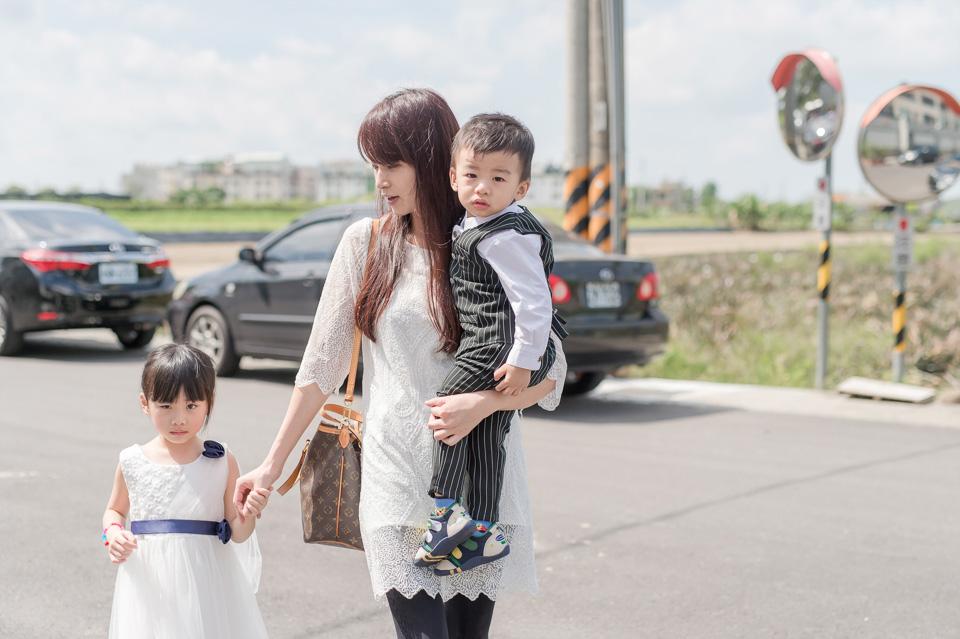 台南婚攝 情定婚宴城堡永康館 婚禮紀錄 C & V 026