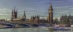 FIXING PARLIAMENT (LOL) (JAY-PEGG) Tags: bigben parliament city colours london landmarks england thames