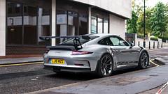 Street Racer (m.grabovski) Tags: porsche 911 991 gt3 rs silver mayfair london england great britain mgrabovski