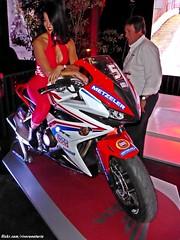 Paloma Fuentes | Lanzamiento Categora Moto5 de Honda CBR500RR en Chile (RiveraNotario) Tags: palomafuentes lanzamiento categora moto5 hondacbr500rr chile honda motorcycle motos motorbike