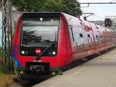 Copenhagen: DSB S-tog (harry_nl) Tags: danmark denmark 2016 copenhagen københavn dsb dot stog strain train østerport sa 9166 station