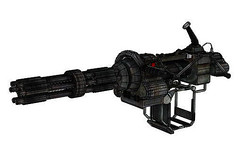 Fallout 3 - Full Size CZ53 Personal Minigun Ver.2 Free Paper Model Download (PapercraftSquare) Tags: 11 cz53 cz53personalminigun fallout fullsize minigun