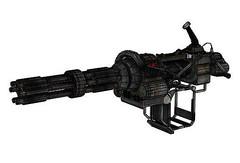 Fallout 3 - Full Size CZ53 Personal Minigun Ver.2 Free Paper Model Download (PapercraftSquare) Tags: 11 cz53 cz53personalminigun fallout fullsize minigun