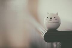 Felicidades Mori! (Graella) Tags: gato toy juguete kids play jugar desenfoque blur