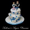 Hochzeit Topsy Turvy (sabinessugardreams) Tags: blau voitsberg topsyturvy rosen hochzeit bio sugardreams