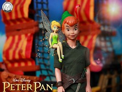 """Come with me, where dreams are born, and time is never planned...."" - Peter Pan (PrinceMatiyo) Tags: pixiedust magic disney doll mattel pirates neverland tinkerbelle peterpan"