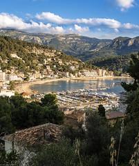 SCO6001 (ScottD Photography) Tags: mallorca holiday sun hot majorca spain balearic islands mediterranean port de sller nikon d800