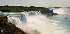 American Falls, Niagara Falls, NY (DTD_0201-04) (masinka) Tags: falls niagara american wonder nature natural us usa river mighty midday day summer boats mist panorama megapixel large western ny newyork upstate etbtsy