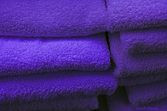 Towels with a lavender tint.. (mark owens2009) Tags: towels lavender towelsomthemaidcart choochoo chattanooga