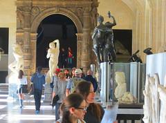 exploring The Louvre (bronxbob) Tags: paris france museums artmuseums thelouvre