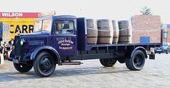 Bedford WTL 1935 Tetley Brewers Dray Steve Hullah Haulage Ripon BRA896 Frank Hilton IMG_9192 (Frank Hilton.) Tags: erf foden atkinson ford albion leyland bedford classic truck lorry bus car