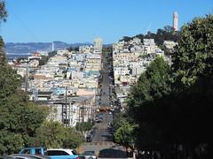 San Francisco 2016 (hunbille) Tags: usa america san francisco sanfrancisco northbeach north beach lombardstreet lombard street coittower coit tower