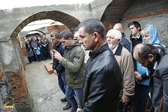 114. The Laying of the Foundation Stone of the Church of Saints Cyril and Methodius / Закладка храма святых Мефодия и Кирилла 09.10.2016