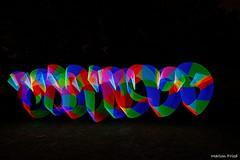 DSC_2545 (Marlon Fried) Tags: light painting lightpainting lichtmalerei langzeit colors nacht night