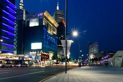 Seoul: Dongdaemun Design Plaza (stuckinseoul) Tags: photo asian  seoul korean sigma2470mmf28exdghsm southkorea city canoneos6d korea capital photograph  republicofkorea dongdaemun i u iseoulu asia dongdaemundesignplaza     kr
