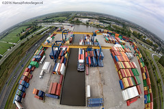 Alpherium : DSC03000_CF (Fotovlieger (aka hanselpedia)) Tags: container terminal rivier ouderijn rijn alphen milieu environment kap fotovlieger luchtfoto alpherium transport