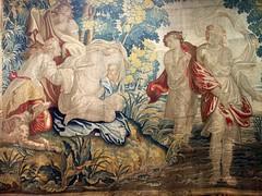 """Tapiz """"Diana y la ninfa Calisto"""" (KRONOS Servicios de Restauracin) Tags: tapices museodeartesdecorativas restauracindetejidos kronos"""