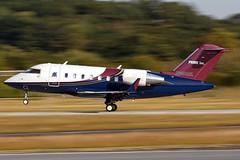 N650RL - Bombardier CL-600-2B16 - Challenger 650 - KPDK - Oct 2016 (peachair) Tags: n650rl bombardier cl6002b16 challenger 650 kpdk oct 2016 canon eos 5d mkiii panning motion canadair aviation bizjet bizjets