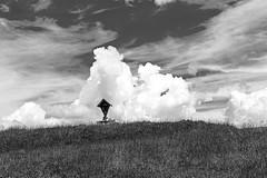 54 (Alessandro Gaziano) Tags: alessandrogaziano valgardena altoadige dolomiti dolomites unesco panorama landscape foto fotografia montagna cielo nuvole bn biancoenero biancopinero blackandwhite blackwhite italia italy travel