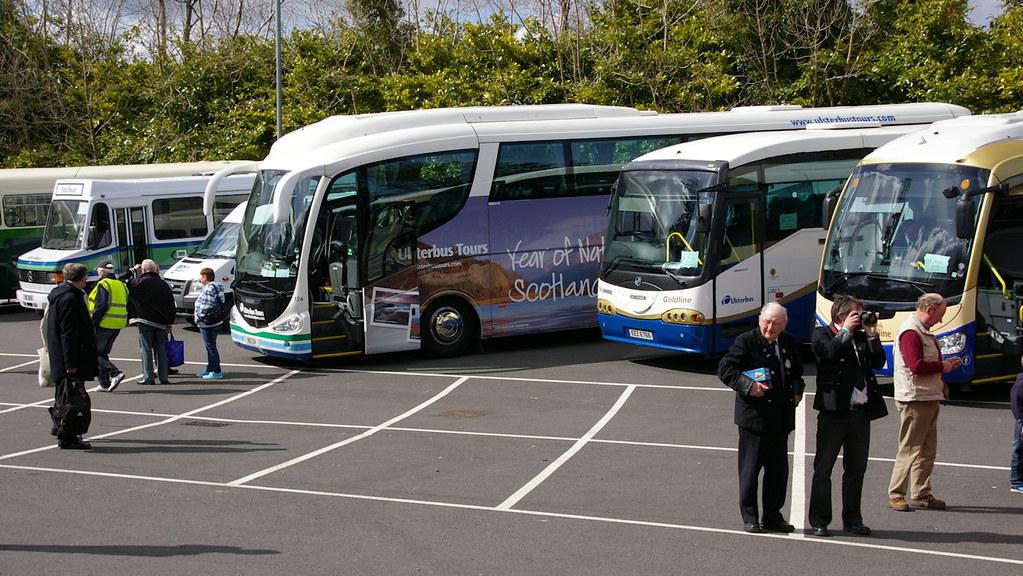 Goldline City Tours