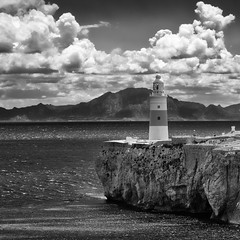 Home Return (sebistaen) Tags: sea sky cloud white black flickr gibraltar 1000views explored 100fave sebistaen