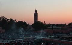 Djemma el-Fna (Elidor) Tags: marocco marrakech djemmaelfna