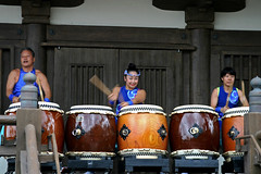 The Highlight of Epcot (Adamk0310) Tags: wood music motion japan canon geotagged drums japanese epcot movement percussion performance disney taiko drumming drumsticks worldshowcase taikodrums matsuriza japanpavilion