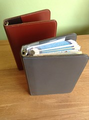 Filofax - the real originals Pt.3 (g_m_a_x) Tags: leather vintage planner filofax madeinengland binder organiser theoriginal twopocket uploaded:by=flickrmobile flickriosapp:filter=nofilter