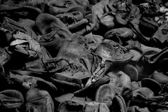 Shoes (thoughtbottler) Tags: holocaust auschwitz birkenau concentrationcamp shoah auschwitzbirkenau exterminationcamp thoughtbottler