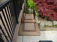 Deck_PVC_Wolf_Mississauga_18 (The Deck Store, Inc.) Tags: wolf deck railing mississauga decking pvc ligts