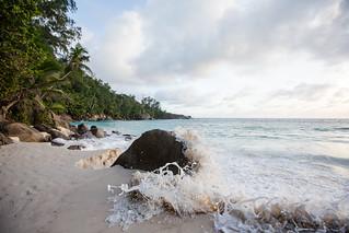 Anse Intendance - Mahe island