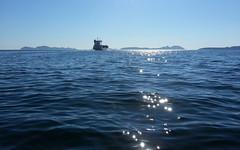 O Robert con rumbo norte (Suso Vilanova) Tags: barcos galicia vigo