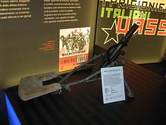 Mortaio d'Assalto Brixie Modello 35 (TAPS91) Tags: museo alpini 35 cittadella italiano storico nazionale brixie assalto modello adunata esercito mortaio 86°