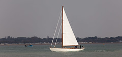 Sailing The Solent (LHRlocal) Tags: water sailing yacht hampshire solent sail southampton yachting 6d calshot fawley southamptonwater calshotspit calshotbeach canon6d philbroad