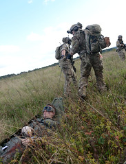 Clearing a Village: Exercise in England (specialtactics24sow) Tags: england rescue that us others village force live air may special lives saving combat controller tactics osprey clearing pararescue rafmildenhall cv22 opsrey 100arw 100airrefuelingwing