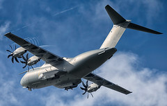 Royal Air Force (RAF) - Airbus A400M ZM403 @ Cardiff Rhoose (Shaun Grist) Tags: airbus a400m raf royalairforce shaungrist cwl egff cardiff cardiffairport cardiffrhoose rhoose wales airport aircraft aviation aeroplanes airline avgeek
