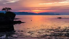 Sunset Culduie Applecross 2016.07.19 [Explore] (AnnieMacD) Tags: sunset mountains skye evening scotland westerross applecross raasay innersound culduie ronagap
