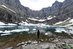 Iceberg Lake (Iftekhar Naim) Tags: iceberglake nature lake mountains rockymountains tranquility