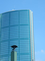 WTC Tower (sander_sloots) Tags: wolkenkrabber highrise coolsingel rotterdam wtc beurs beursgebouw worldtradecentre vanerk