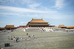 Palace Museum (Tony Shi, Life) Tags: china travel architecture buildings forbiddencity tiananmensquare tiananmen touristattraction bejing palacemuseum traveldestinations famousplace