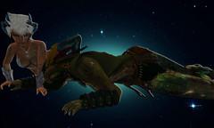 Cosmic (Hikumdodonpa) Tags: nimue photography cosmic satyr faun
