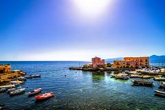 (Vincenz@ Russ@) Tags: sicilia palermo sizilien sicily fujifilm xpro2 landscape sun porticello sea